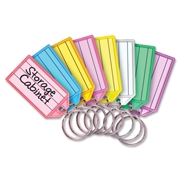 MMF Industries MMF Multi-Colored Replacement Key Tag