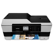 Brother MFC-J6520DW Wireless and Airprint Enabled All-In-One Inkjet Printer