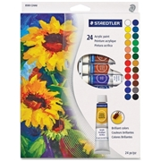 Staedtler 8500 Acrylic Paints