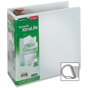 TOPS Products Cardinal Speedy XtraLife Slant D-Ring View Binder