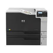 HP Color LaserJet Enterprise M750dn Laser Printer