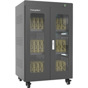ChargeTech Enterprises LLC ChargeTech AC Powered UV Charging Cabinet