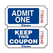 Dominion Blueline, Inc Blueline Admission Ticket