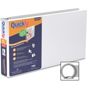 Davis Group of Companies Corp QuickFit 9500 Antimicrobial Legal View Binder