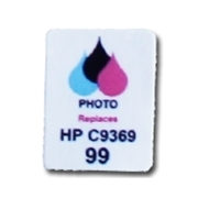 HP 99 Labels