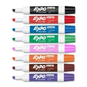 Expo II Dry Erase Markers