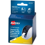 Avery 1/3 Cut Thermal File Folder Multipurpose Labels