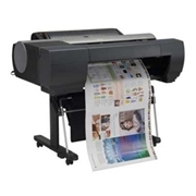 Canon ImagePROGRAF iPF6450 With Stand