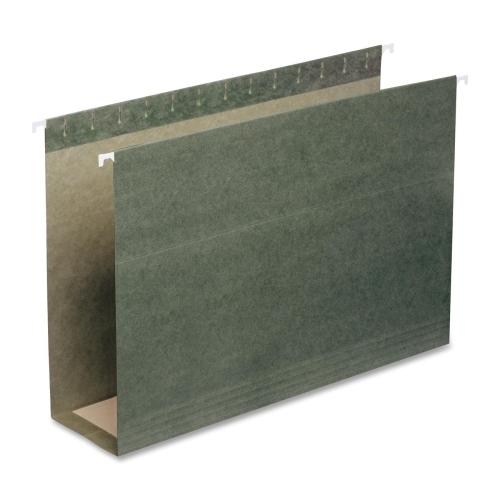 Smead Manufacturing Company Smead 64379 Standard Green Hanging Box Bottom Folders