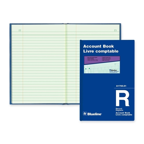 Dominion Blueline, Inc Blueline Accounting Book