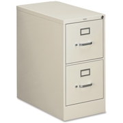 The HON Company HON 310 Series Vertical File With Lock