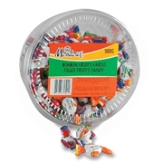 Mondoux Gourmet Fruit Filled Hard Candy