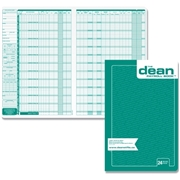 Dean & Fils, Inc Dean & Fils Twenty Four Employees Payroll Book