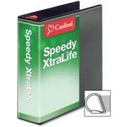 Cardinal Speedy XtraLife Slant-D Ring Binders