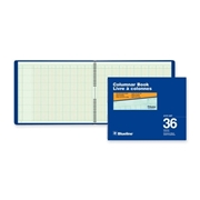 Dominion Blueline, Inc Blueline 747 Series Columnar Book