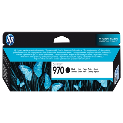 HP #970 BK (CN621AM) OEM Ink Cartridge