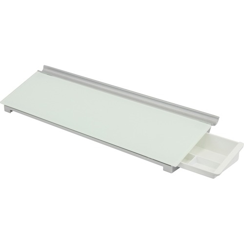 "ACCO Brands Corporation Quartet Glass Desktop Dry-Erase Pad, 18"" x 6"""