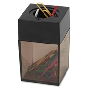 Sparco Products Sparco Magnetic Paper Clip Dispenser