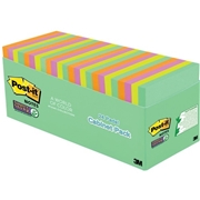 3M Post-it® Miami Super Sticky Notes Cabinet Pack