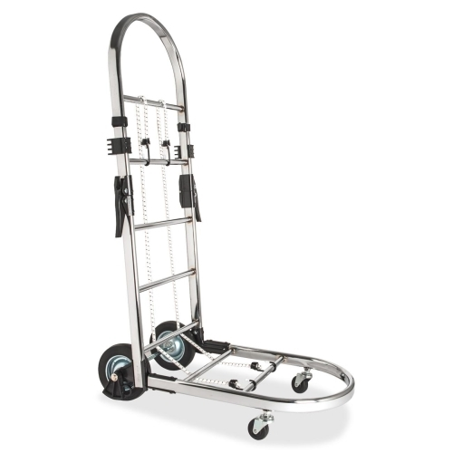 Sparco Products Sparco Portable Platform Luggage Cart