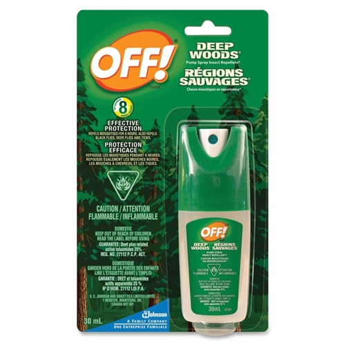 OFF! Deep Woods Insect Spray