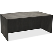 Heartwood Manufacturing Heartwood Innovations Grey Dusk Laminate Desk Shell