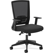 The HON Company Basyx by HON VL541 Mesh High-back Chair
