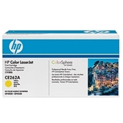HP OEM 648A YW (CE262A) Toner Cartridge