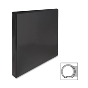 Sparco Premium Round Ring View Binder