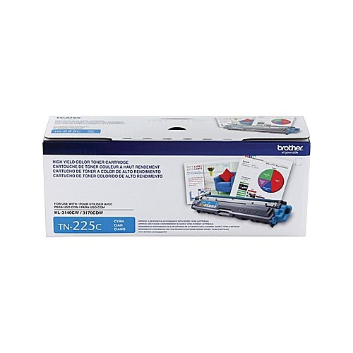 Brother OEM TN225 CN (TN-225) Toner Cartridge