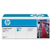 HP OEM 650A CN (CE271A) Toner Cartridge