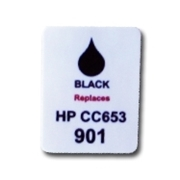 HP  901 B Labels