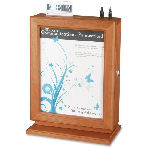 Safco Products Safco Customizable Suggestion Box