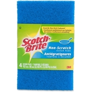 3M Scotch-Brite All-purpose No Scratch Scour Pads