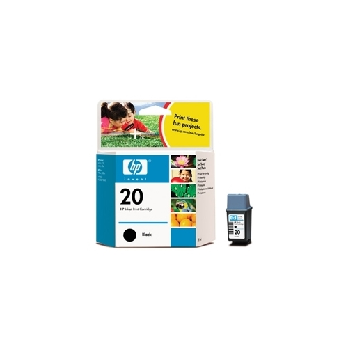 HP #20 (C6614A) OEM Ink Cartridge