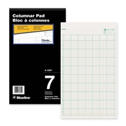 Dominion Blueline, Inc Blueline Columnar Pad