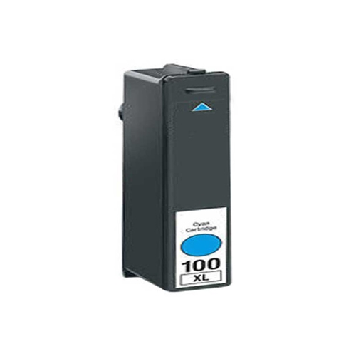 Lexmark #100XL C (14N1054) compatible Ink Cartridge
