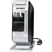 Newell Brands Dymo LabelManager Thermal Transfer Printer - Monochrome - Black, Silver - Handheld - Label Print