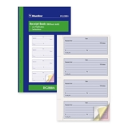 Blueline Receipt Forms Book