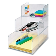 Sparco Products Sparco Desktop Storage Organizer