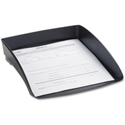 Storex Iceland Stacking Letter Tray