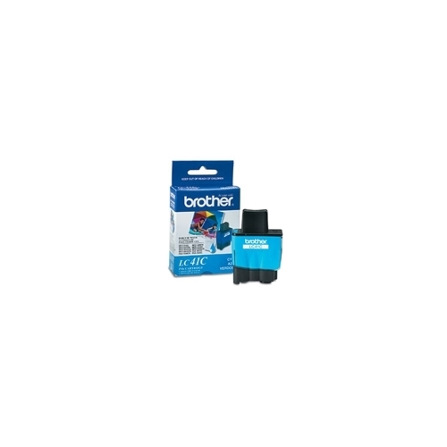 Brother LC41 C (LC-41 C) OEM Ink Cartridge