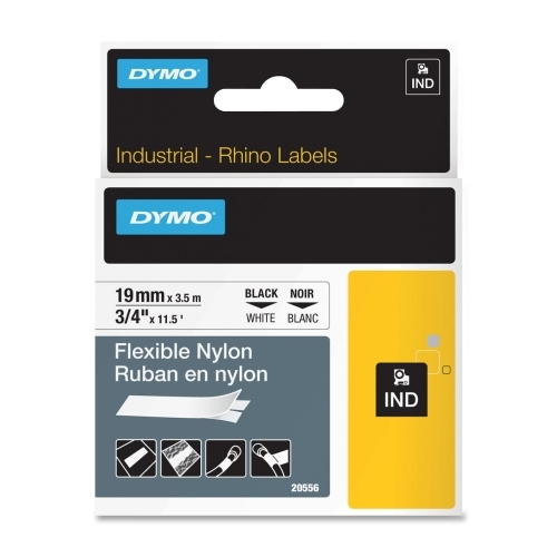 Dymo RhinoPro Flexible Wire And Cable Label