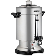 Hamilton Beach 60 Cup Stainless Steel Coffee Urn D50065C