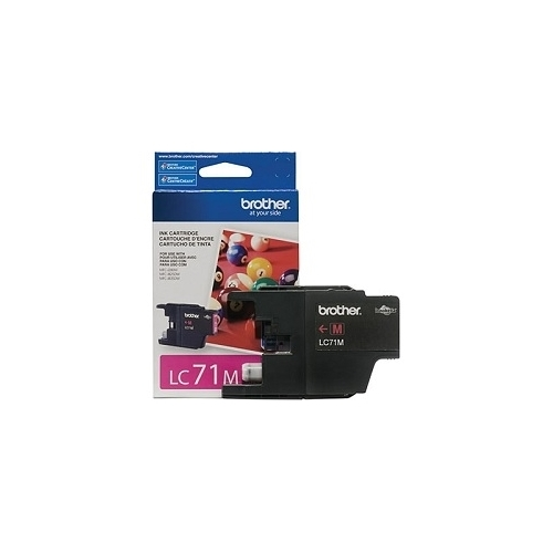 Brother LC71 MA (LC-71 MA) OEM Ink Cartridge