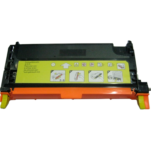 Dell Compatible 3110CN YELLOW HY (310-8098) Toner Cartridge