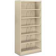 The HON Company HON 600 Series Shelf Open File Cabinet