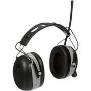 3M WorkTunes AM/FM Radio Protective Headphones
