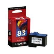 Lexmark #83 (18L0042) OEM Ink Cartridge