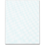 TOPS Products TOPS 4 Square/Inch Quadrille Pads